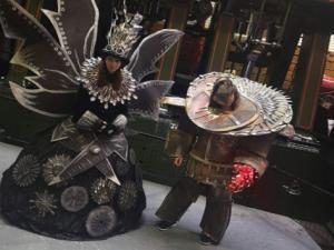 Kelham Island costumes